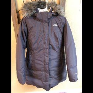 NorthFace Hyvent women's winter coat